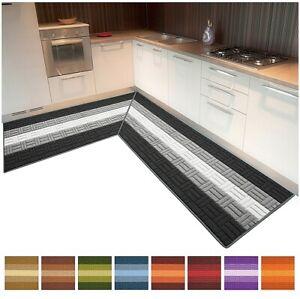 Tappeto-cucina-ANGOLARE-o-CORSIA-SU-MISURA-al-metro-tessitura-3D-bordata-mod-MIA
