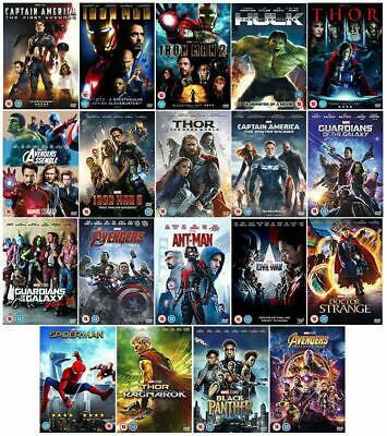 Reihenfolge Avengers Filme