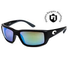 7c81783373 Costa Del Mar Fantail TF 25 White Square Sunglasses Green 580g for ...