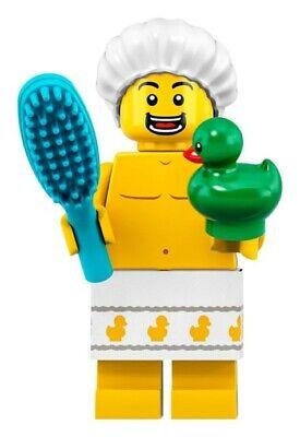 LEGO Pappagallo Rosa per minifigura Nuovo di Zecca