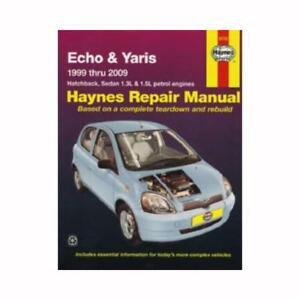 manual toyota yaris 2009
