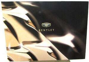 2000-Bentley-Dealer-Prestige-Sales-Brochure-Continental-R-T-Azure-UK-Market
