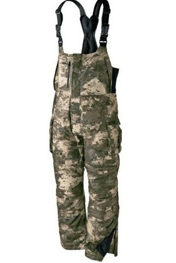 Cabela's Men's MT050 Whitetail Extreme Gore-tex GTX Hunting Bibs O2 Octane Camo