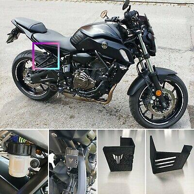 R125 schwarz Lenkergewichte für Yamaha MT Modelle