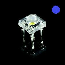 10 x PIRANHA Blu 5mm Lampadina LED Super Flux