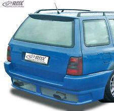 RDX Stoßstange VW Golf 3 Variant Kombi Heck Schürze Hinten Spoiler SONDERPREIS