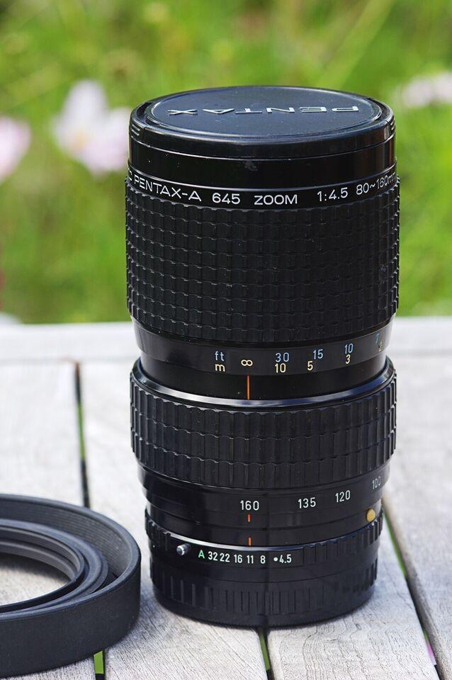 Pentax 645 telezoomobjektiv, Pentax, smc Pentax-A 645