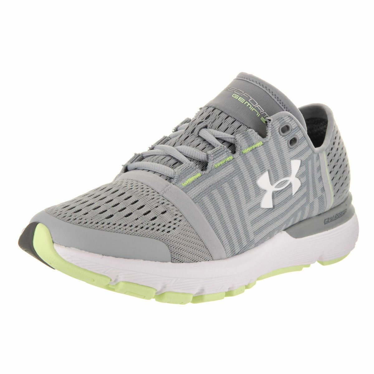 Under Armour 1285481-942 Grey Speedform Gemini 3 Running Shoes  6
