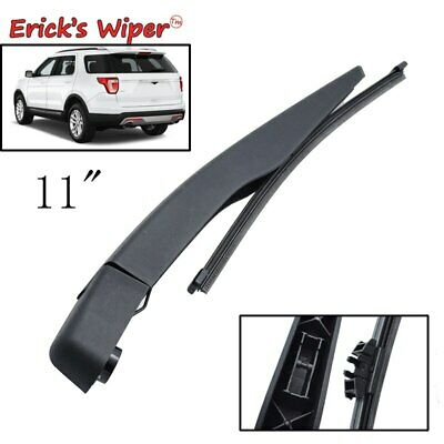 For Ford Explorer 2011 2012-2016 2017 Rear Wiper Arm With Blade set  OE NEW
