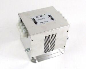 Schaffner-FN256-64-52-Potencia-Linea-Filtro-275-Voltios-50-60-Hz-64-Amperios