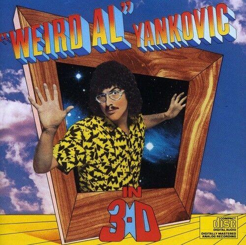Weird Al Yankovic - In 3-D [New CD]