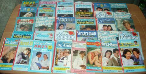 Sammelbände 50 Arztromane