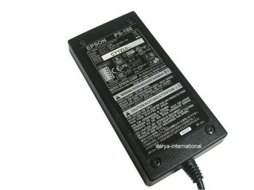Original Epson PS-180 Netzteil  24V 2,1A f.  Bondrucker TM-950 TM-J7500  .##