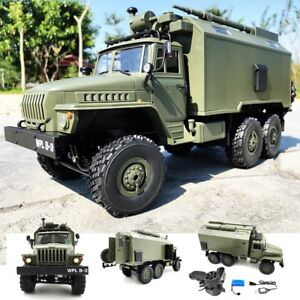 WPL B36 Ural 1/16 RTR 2.4G 6WD RC Car Electric Off-Road Military Truck Crawler