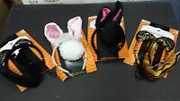 Headband & Tail Costume Choose From 2 Different Bunny, Tiger Or Black Cat