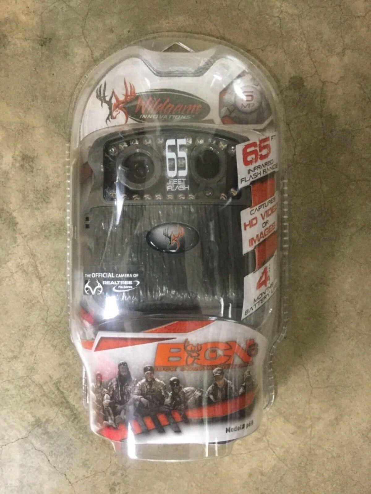 Wildgame Innovations Nano 6 Trail   Camera  model p6i8  not to be missed!