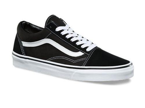 NEU Vans Old Skool Classic CanvasWildleder Schwarz oder BlauWeiß Skate SchuheSneakers