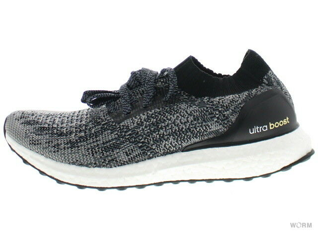 Adidas ULTRA BOOST UNCAGED M bb3900 core black solid grey gold met Size 12.5