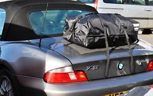 BMW-Z3-Portapacchi-bagagliaio-CREMAGLIERA-TRASPORTO-boot-bag-ORIGINALE