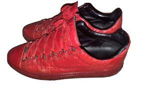 Men's Balenciaga Arena Sneakers 100