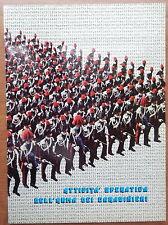 Attività operativa dell'Arma dei Carabinieri 1977