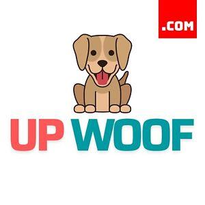 UpWoof-com-2-Word-Short-Domain-Name-Catchy-Pet-Dog-Domain-COM-Dynadot