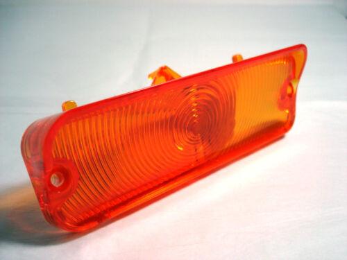 Chevy Impala 64-1964 Park Light Lens-Plastic w//Guide Script