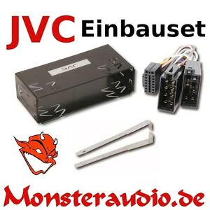 jvc einbauset rahmen radioadapter entriegelungsb gel kd. Black Bedroom Furniture Sets. Home Design Ideas