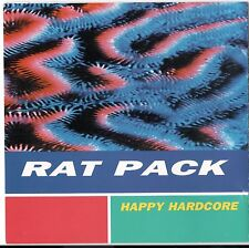THE RATPACK HAPPY HARDCORE/OLD SKOOL MIX CD (SE008)