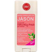 Jason Organic Fresh Deodorant Stick - Women 75g