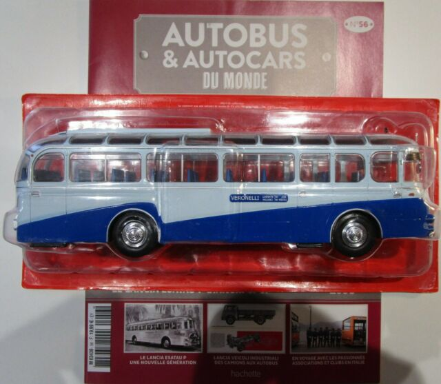 IXO 1/43 - Autobus et autocars du monde 56 - Lancia Esatau Bianchi