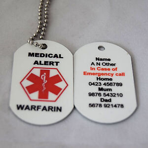 Personalised-Medical-Alert-Necklace-for-Warfarin