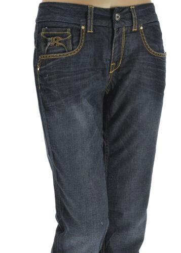 In Roger's Denim Donna Jeans Italy Made Roy Scontato Elasticizzato 1BxOwwq