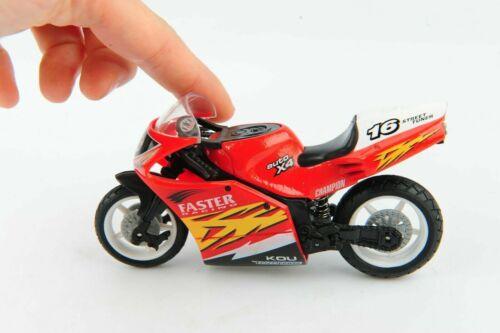 1//18 Honda FASTER-16 Motorcycle Model Red Diecast Motorbike Mini Moto Model