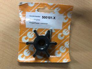 JOHNSON-Impeller-500101.x-pièce de rechange-BOOT-Pompe-eau de refroidissement pompe-eafficher le titre d`origine FMDLAV2t-09162418-570143470