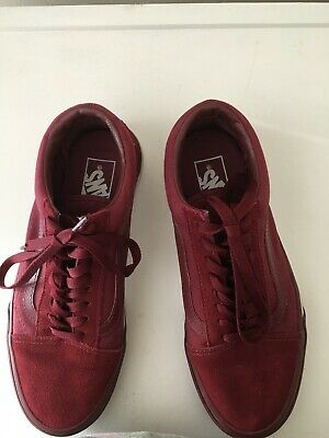 Vans off the wall Trainers Size 5.5 (38