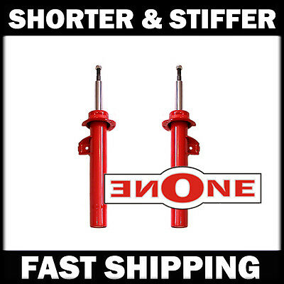 Mookeeh MK1 Stiff Front Shorter Struts For Lowered 07-11 BMW E90 E92 GS1798