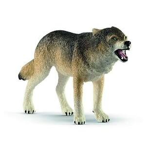SCHLEICH-14821-Wild-Life-Wolf