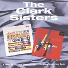 Salute the Great Singing Groups/The Clark Sisters Swing Again by The Clark Sisters (CD, Oct-1996, Jasmine Records)