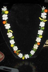Dorothy Dandridge Owned & Worn 1960's Ornate Necklace from Costumer Kent Warner