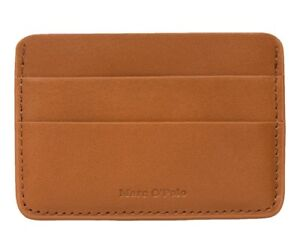 Details About Marc O Polo W47 Copenhagen Card Holder Credit Business Card Holder Cognac Brown Show Original Title