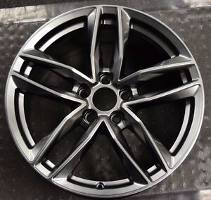 2017 Audi A4 Oem Wheels