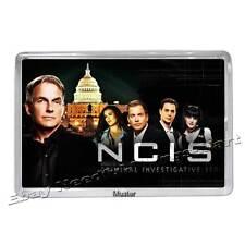 NCIS - Navy CIS Mark Harmon als Leroy Jethro Gibbs + CAST - Fotomagnet 5mm Acryl