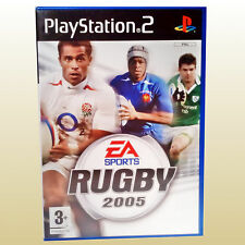 Rugby 2005 EA Sports - Playstation PS2 PAL - Inc Manual - Buy 2 Get 1 FREE