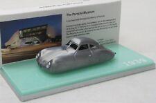 Porsche Type 64 ( 1939 ) polished / True Scale / Museum 1:43