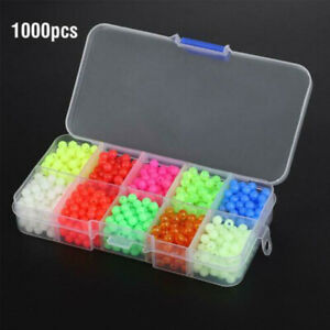 1000pcs-Box-Plastic-Round-Glow-Fishing-Beads-Tackle-Lures-Fishing-Accessories