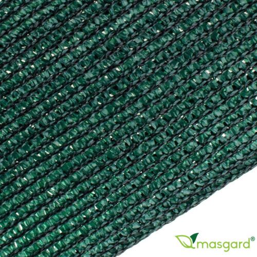 Masgard® Schattiergewebe Sichtschutz 150g//m² Windschutz Zaunblende Schattiernetz