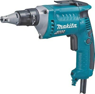 NEW MAKITA FS4200 ELECTRIC 6 AMP V.S. SCREWDRIVER DRYWALL SCREW GUN DRILL SALE