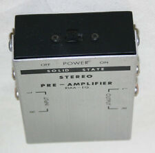 Techcessories Stereo Phono Pre-Amplificatore-Tandy qualità 9v portatile