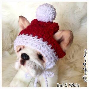55dfe0c4a6c Image is loading Handmade-Crochet-Small-Dog-Breed-Puppy-French-Bulldog-